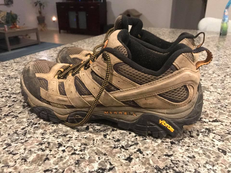 Merrell Moab 2 Vent Low Hiking Shoes